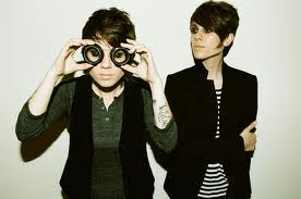Tegan and Sara and the Big Screen