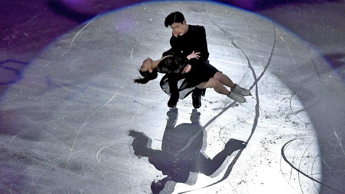 10 Fast Facts on the 'Shib Sibs': Bro-Sis Ice Dance Phenoms