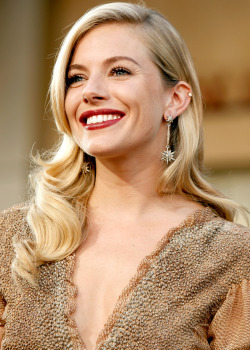 High Fives: Sienna Miller