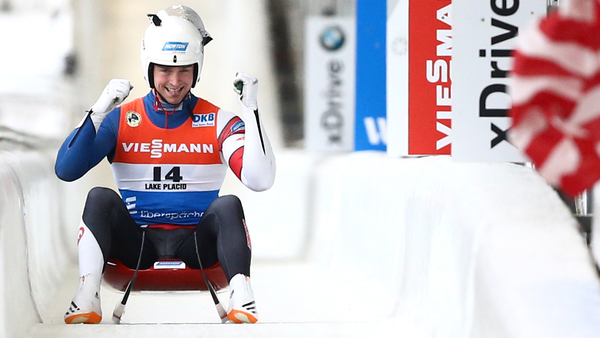 10 Fast Facts on Tucker West: Bachelor No More, Loves Luge